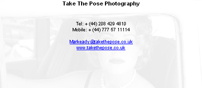 Take The Pose Photography